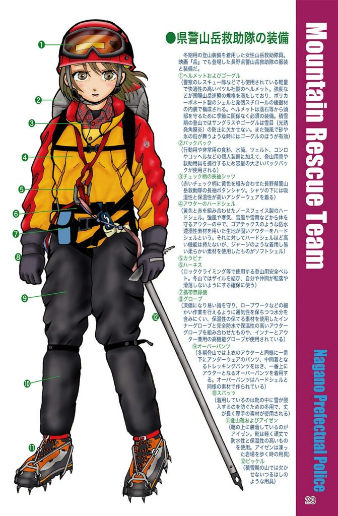 萌细胞-Mengxibao.com-Girls fighting! Uniform picture book 第5张